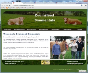 Drumsleed Simmentals