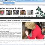 Horse Massage Scotland
