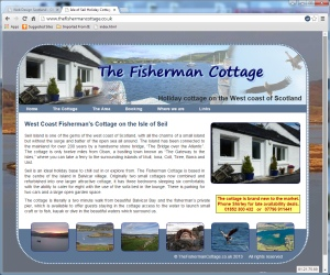 The Fisherman Cottage