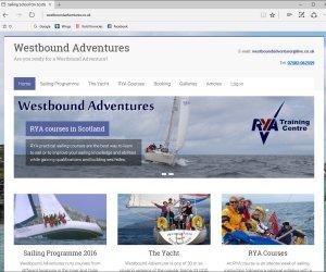 Westbound Adventures