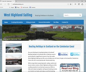 West Highland Sailing