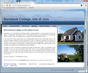 Burnbank Cottage