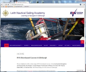 Leith Nautical