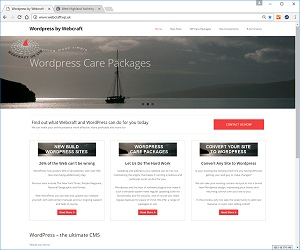 WordPress by Webcraft