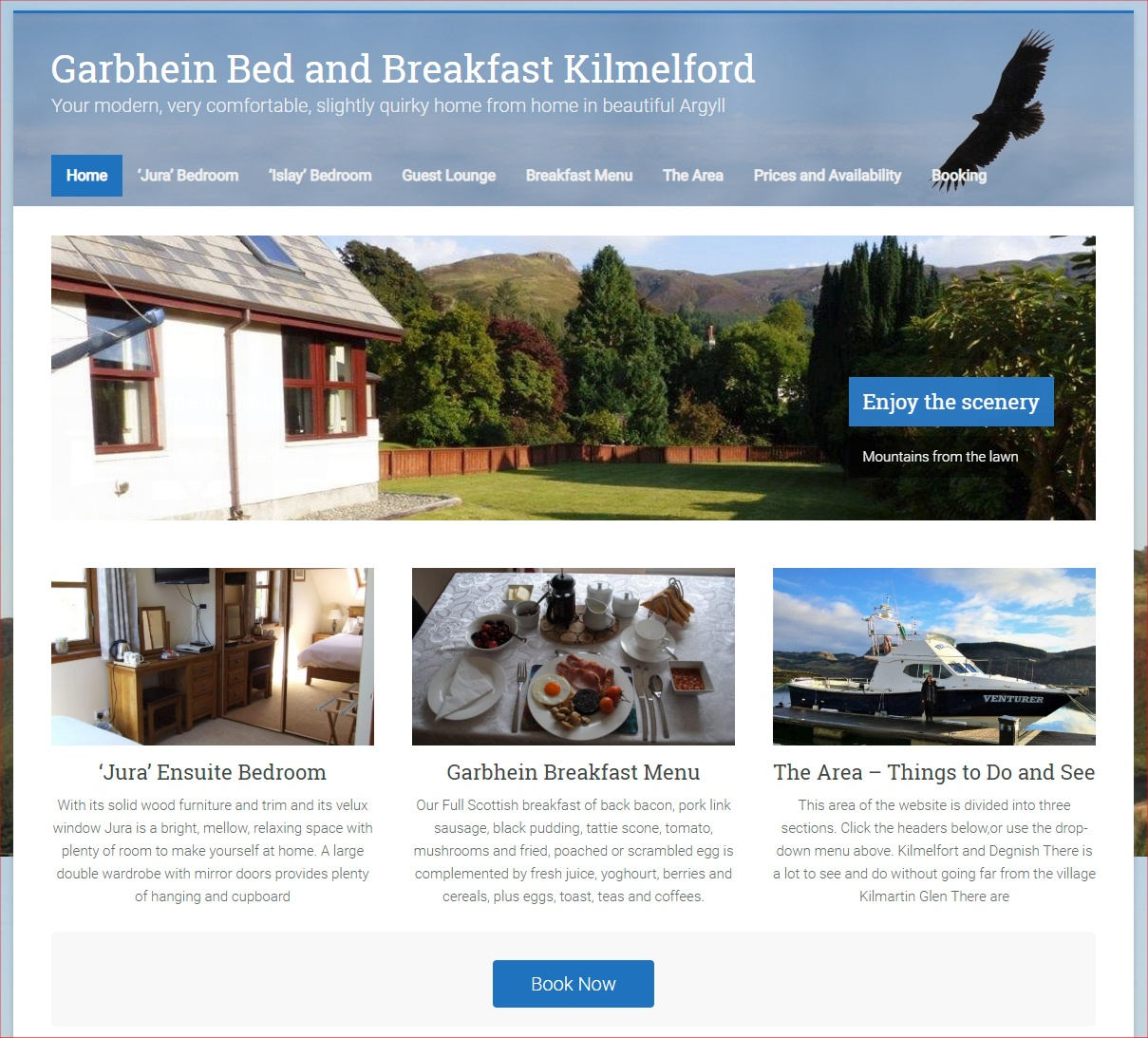 Garbhein Bed and Breakfast