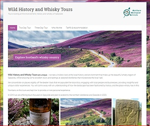 Wild History and Whisky Tours